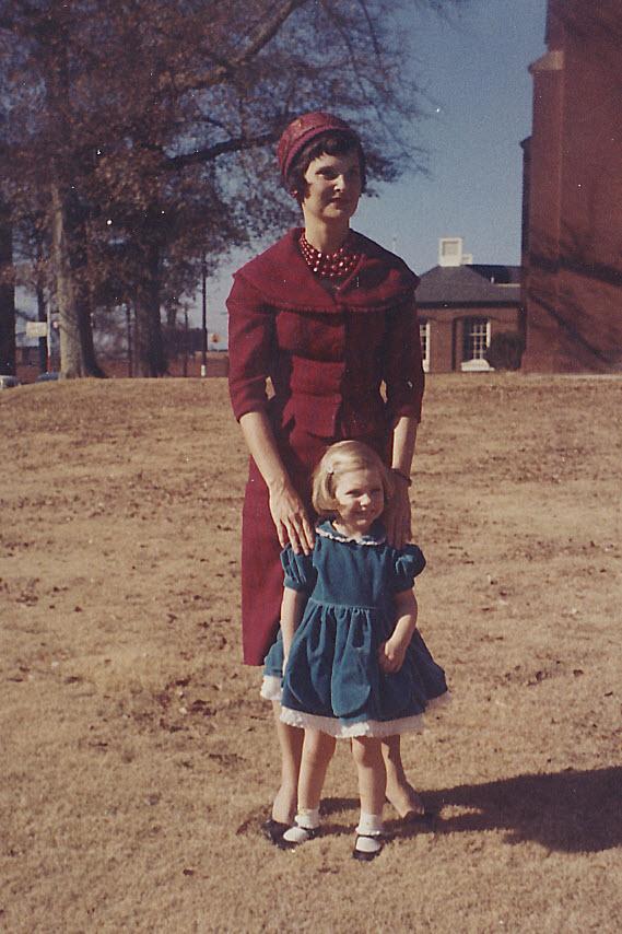 01 Mod Elizabeth & Me circa 1963